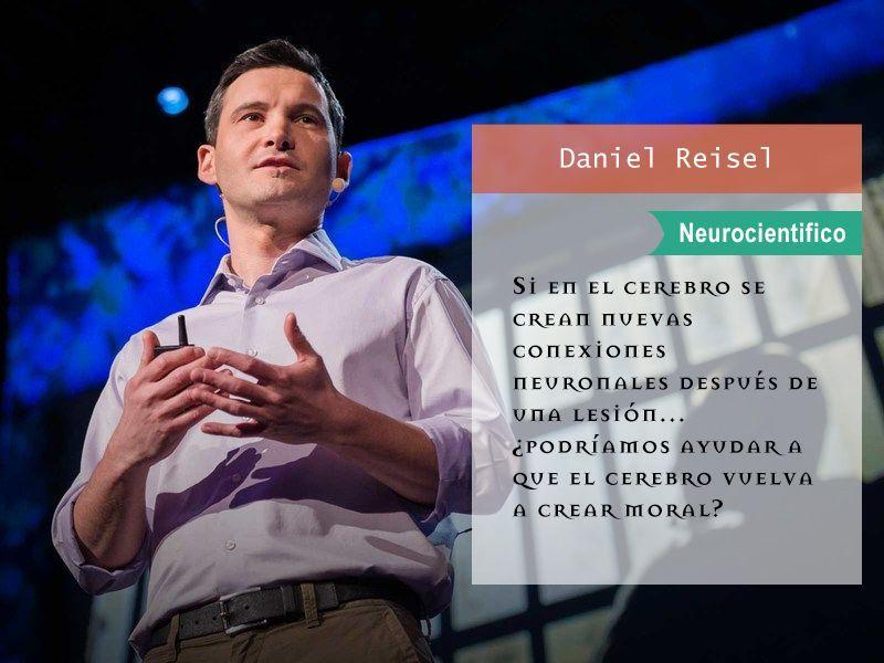 Daniel Reisel Neurociencia justicia restaurativa
