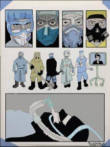 Mascarillas, máscaras y sentimientos ocultos